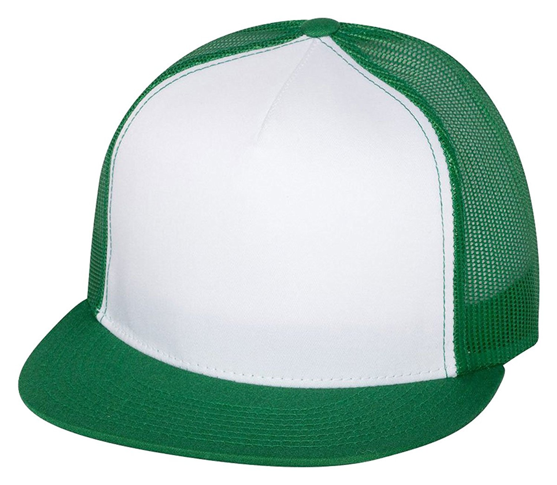 e7da7b40297 Buy Classic Trucker Snapback Hat Yupoong 6006   2-Tone in Cheap ...
