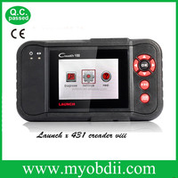2015 New Released Original Auto Code Reader Launch Creader VIII Equal To CRP129 Launch Creader 8 Update Via Offical Website