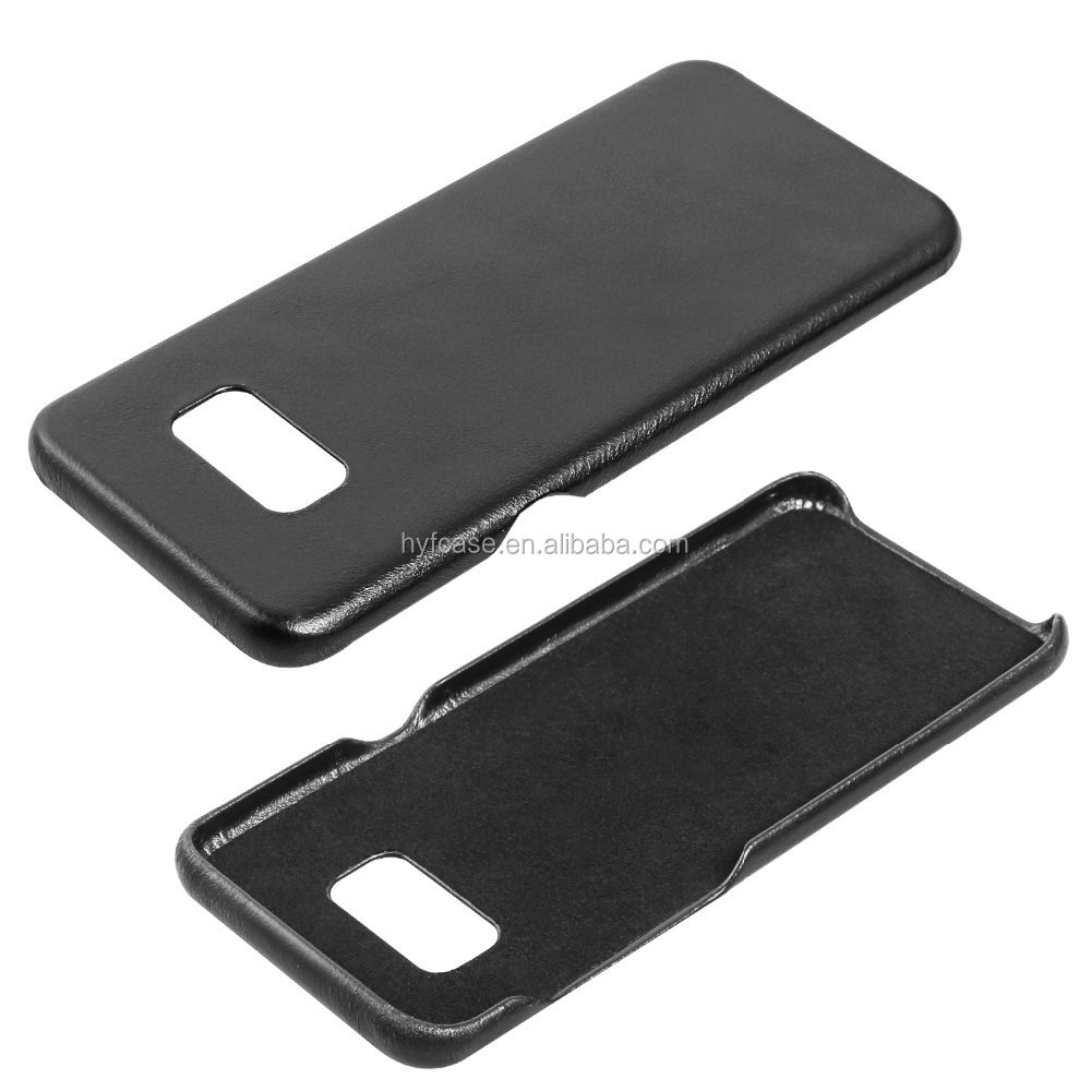 100% real genuine leather cell phone case for Samsung S8,mobile phone case for samsung galaxy S8 case