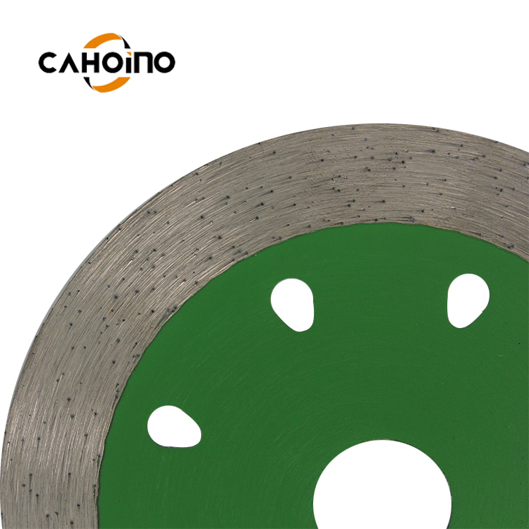 4 Inch Wet Cutting Diamond Circle Saw Blades For Concrete