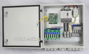 With Abb Circuit Breaker Solar String Connection Box Buy