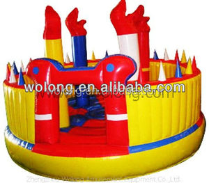 Top quality New best selling Inflatable slide,cheap bounce houses