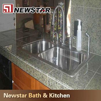 Newstar Grauem Granit Fliesen Küchenarbeitsplatte Design - Buy ...