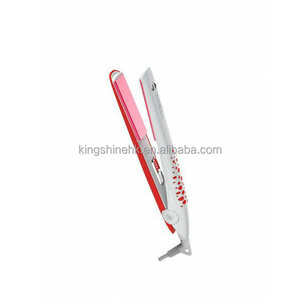 Hair Flat Iron mini Protein ceramic tourmaline hair straightener