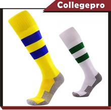 Wholesale Knee High Running Sport Compression Custom Soccer Socks
