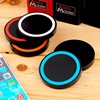 Universal Qi Wireless Power Pad Charger For Nokia Nexus Samsung Galaxy S3 S4 Note2 for iPhone