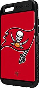 NFL Tampa Bay Buccaneers iPhone 6 Cargo Case - Tampa Bay Buccaneers Large Logo Cargo Case For Your iPhone 6