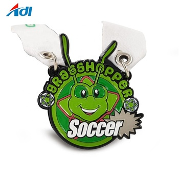 Souvenir Custom Medals China Cups Soccer Football Carnival Design Blanks For Medal