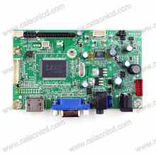 HDMI+VGA+Audio TFT LCD controller board support lcd panel with 1920x1200,TFT LCD controller board
