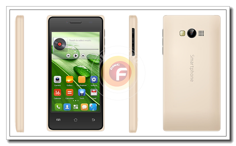 Unlocked 4INCH WVGA Mtk6572M Android 4.4 Wifi GPS 3G Dual SIM Card Low Cost Touch Screen Mobile Phone S136