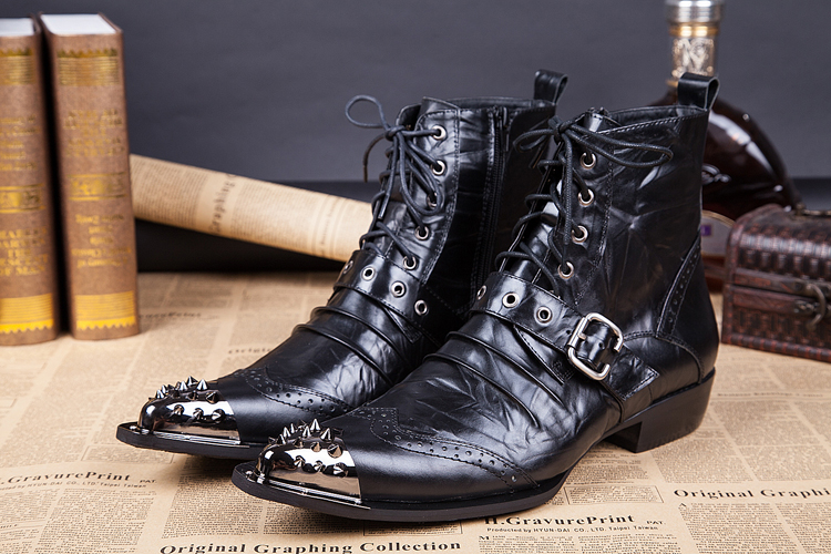 High Quality Cowboy Boots Coltford Boots