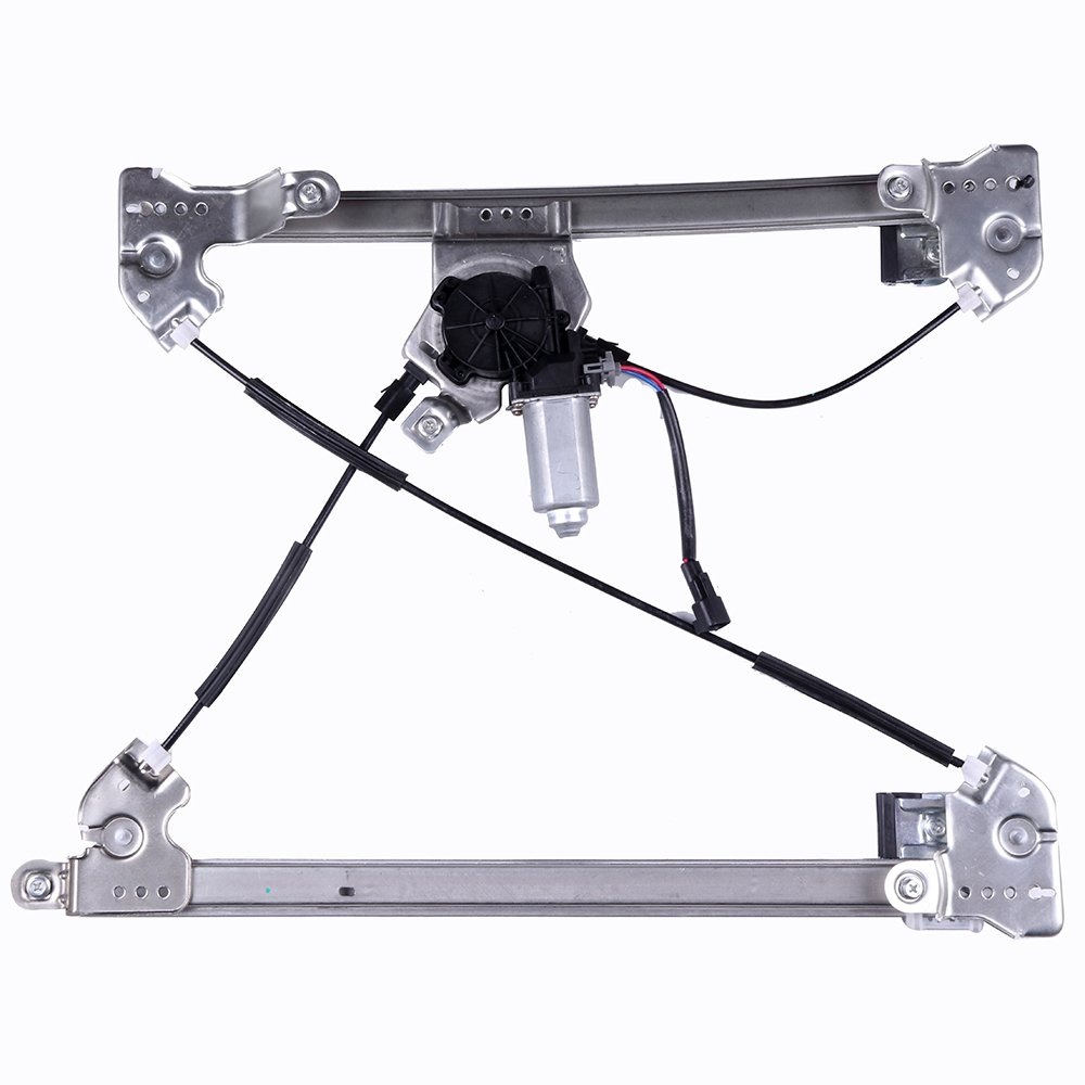 Get Quotations  C B Cciyu Front Left Drivers Side Power Window Lift Regulator With Motor Assembly Replacement For