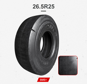 Wholesale OTR Radial 26.5R25 low wheel loader tire