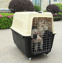 Hot selling breathable dog carrier and dog crate