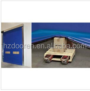 Industrial Auto Repair Shutter Doors