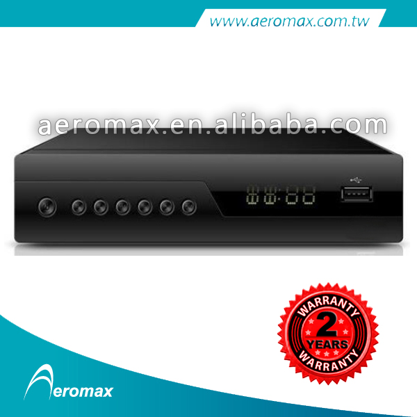 popular product in Brazil Made in Taiwan ISDB-T ISDB-Tb set top box decoder receiver