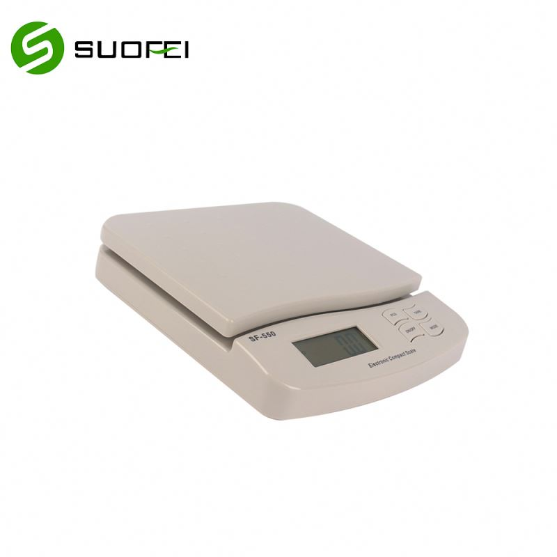 10kg/1g Digital LCD Electronic Kitchen Scale Food Weighing Postal Scales