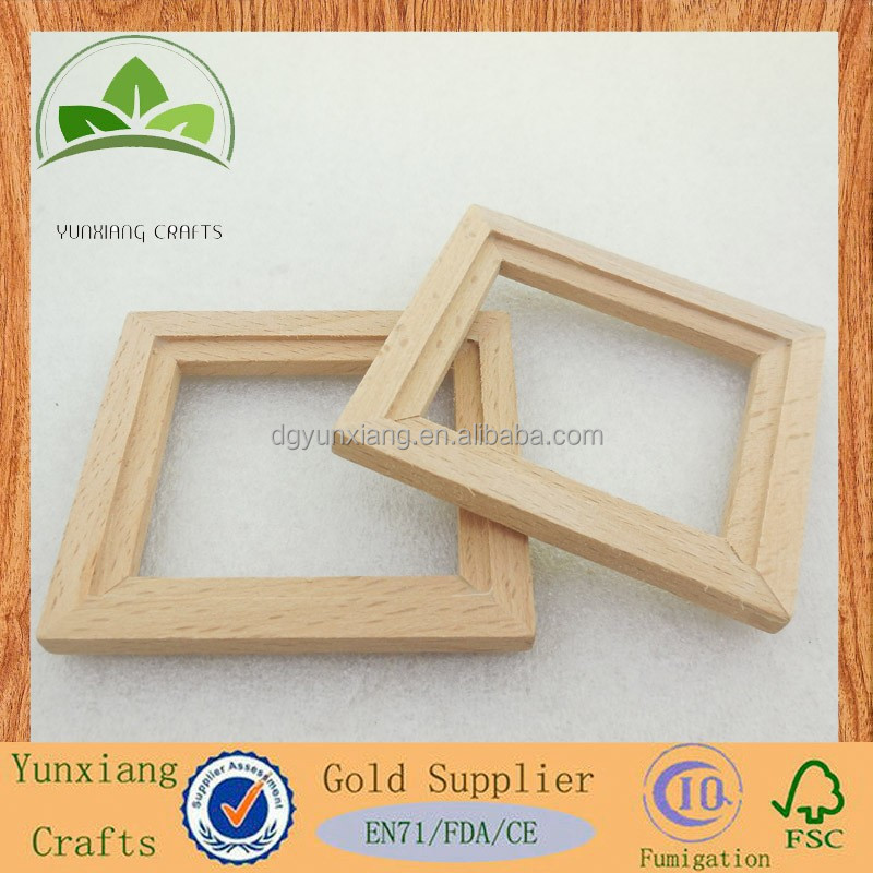 Unfinished Wooden Frame,Wooden Frames,Small Wooden Frames - Buy ...