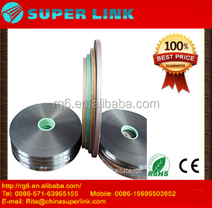 Super link Laminated Aluminum Foil for Cable Shield with SGS approved, SPL-LB001