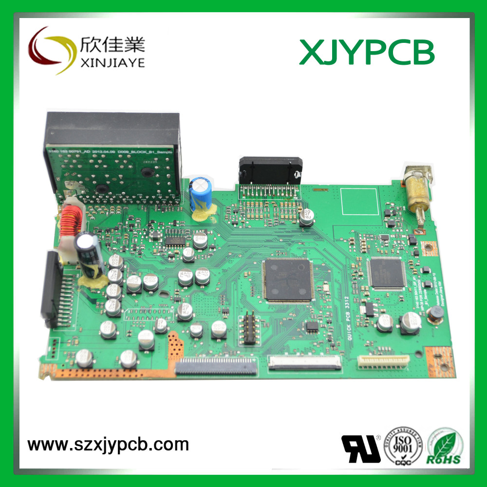Control Panel Board Assembly Suppliers Induction Cooker Circuit Boardpcb Manufacturerpcb Design And Manufacturers At