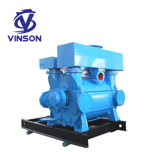 Solar pump for deep well rotary piston vacuum pump water cooling pump
