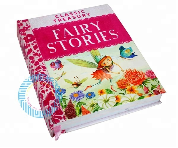 Top Quality FSC Hardcover Book Best Printing House in China