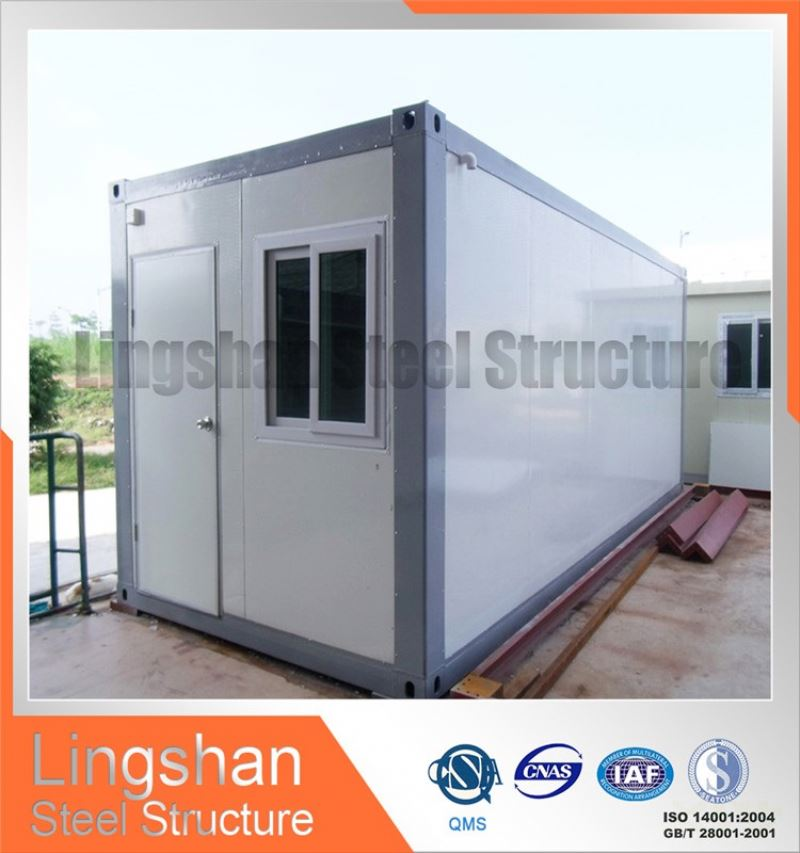 alibaba store assemble container house design