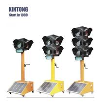 XINTONG Solar Portable Traffic Light 19 Year Manufacturer