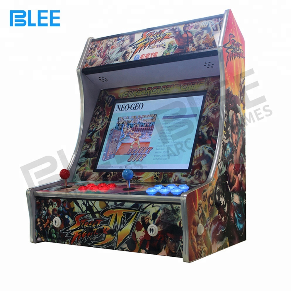 "Arcade Game Machine Factory Direct Preço 19 ""Tela LCD Arcada Capsuladas"