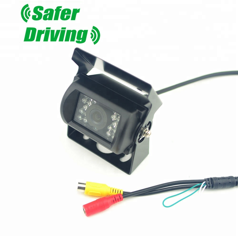 Saferdriving Hot! CCD Bus rear view camera truck reverse camera 24V (XY-1201)