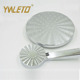 New Design Plated ABS Rainfall Shower Head Dual Shower Head