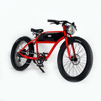 Fat tire chineses chopper electric bike for adult