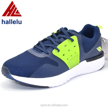 Wholesale cheap Asia mesh summer breathable man sport running shoes