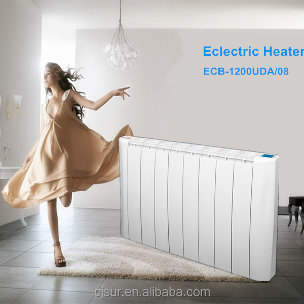electrical cast aluminium storage heater