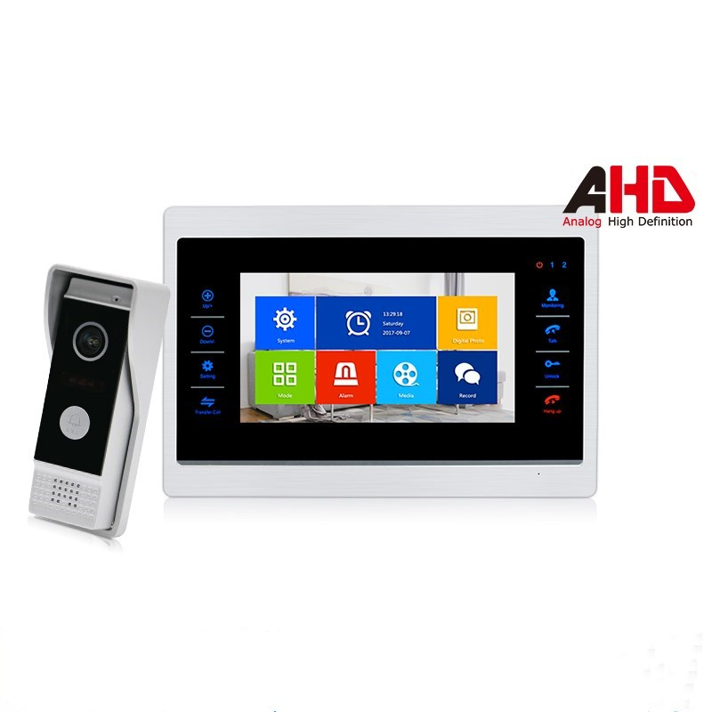 960P/720P Video Door Phone System with Photo Frame