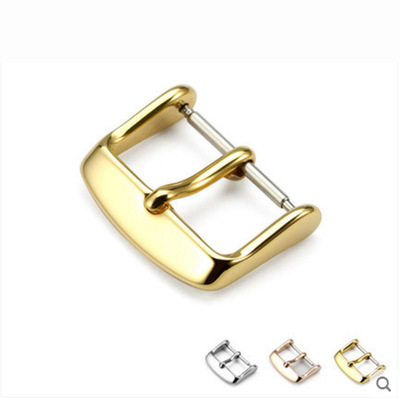 Universal High Quality Stainless Watch Band Buckle Watch Clasp