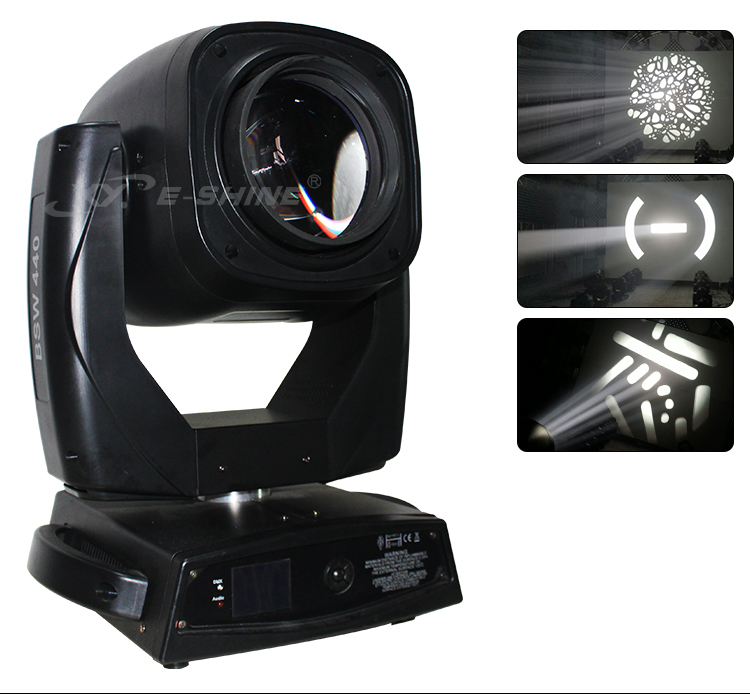20r Beam Spot Wash 440w HYBRID II Moving Head Light