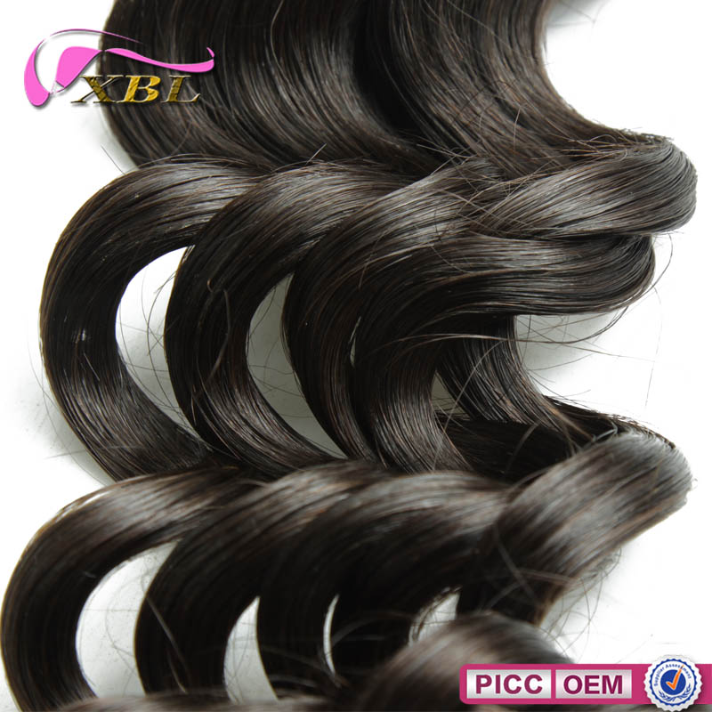 XBL New Arrival Within Large Stock 8A Loose Body Brazilian Hair Weave