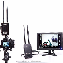 hot selling Broadcast HD Link 6000ft 5.8GHz Wireless Video Camera Transmitter and receiver