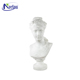 wholesale polished bust marble lady statue NTCQ-017