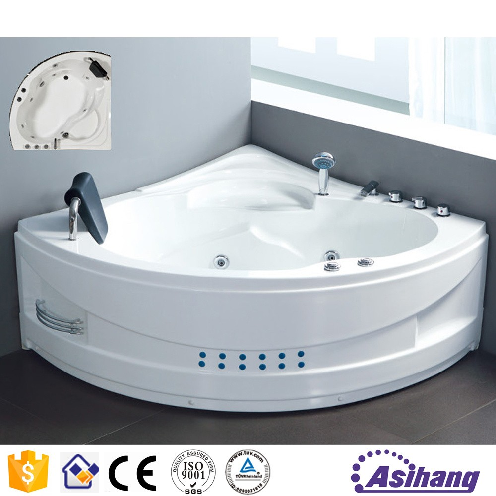 Foshan Good Price Corner Freestanding Used Bathtub - Buy ...
