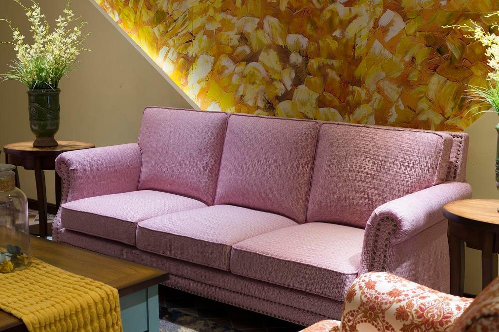 Antiguo cl sico sof con estilo simple para muebles de sala sof s de hotel identificaci n del - Sofa con estilo ...