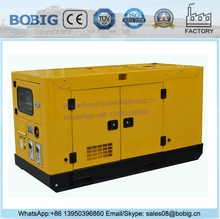 Gensets factory supply 8kw 10kva soundproof diesel generator enclosure