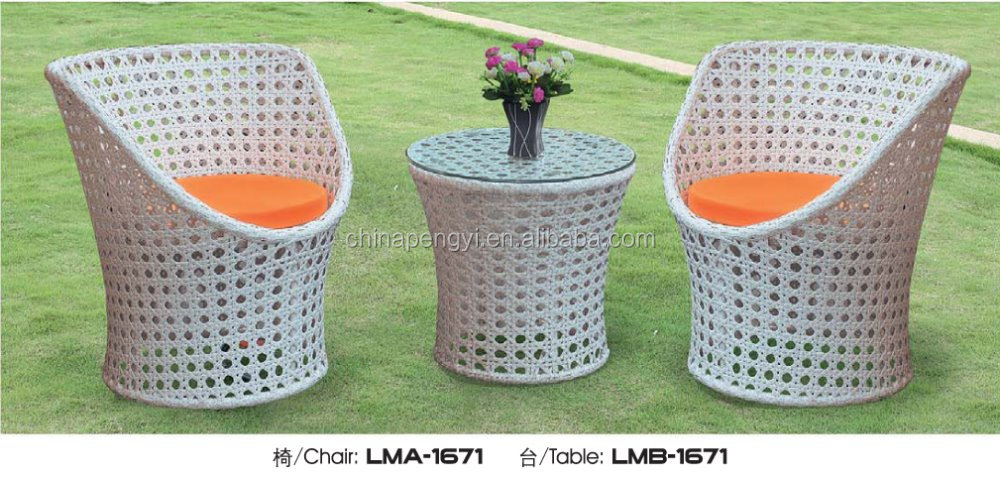 Patio Sofa/Factory Manufacturer Direct Wholesale/Outdoor Garden PE Rattan Wicker Coffee Side Table Color Furnitue Set