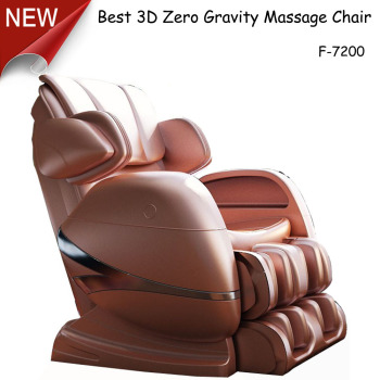 New Super Deluxe Smart Zero Gravity 3D Massage Chair/Best 3D Massage Chair