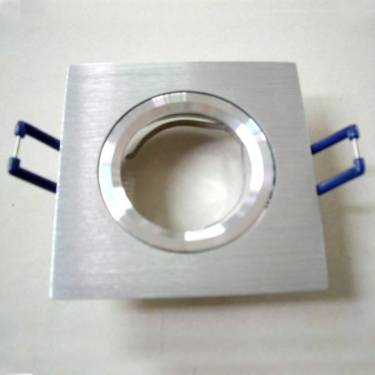 Spéciale Mr16 Aluminium Plafonnier Carré Offre Rotatif Brossé Support Buy 70mm Lampe Spot De Led Plafond Gu10 Découpe Pour PwOlXukZTi
