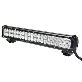 4x4 accessories for 126w led offroad light bar20 led light bars 4x4 accessories for 126w led offroad light bar 20 led light bars for aloadofball Choice Image