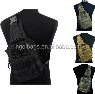 Best Molle Tactical Men Sling Bag - Buy Sling Bag,Tactical Sling ...
