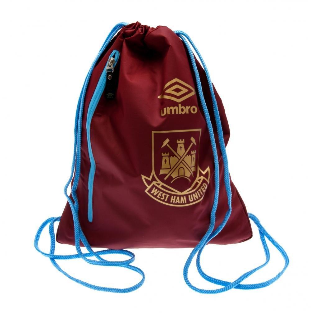 c998ec6e6266 West Ham United F.C. West Ham United Gym Bag Backpack   Rucksack Sports Bag  Umbro