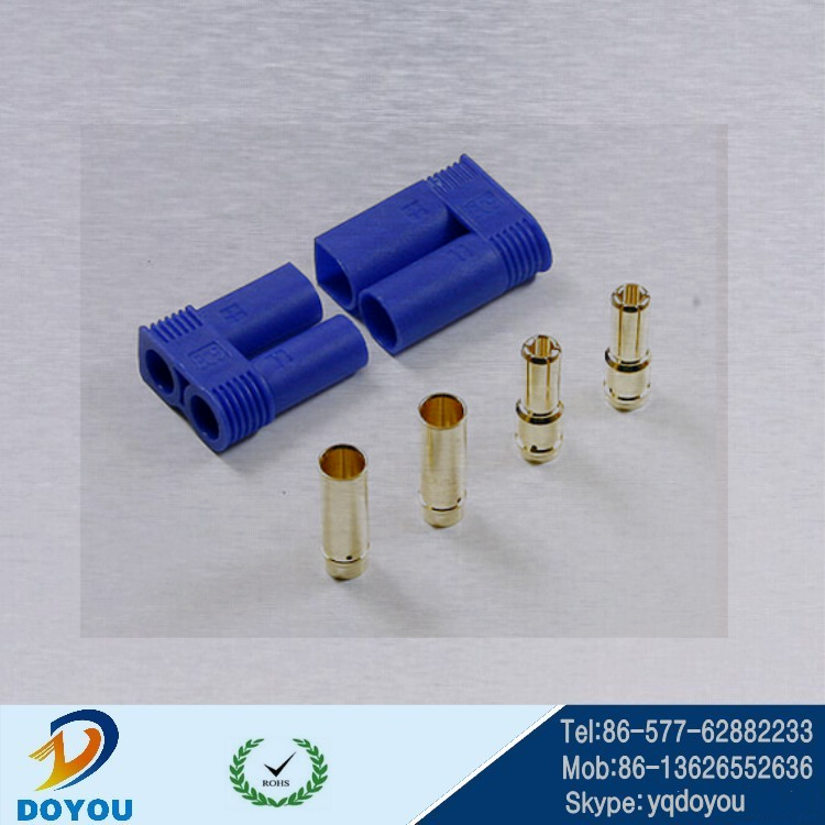 EC5 connector set for battery fast connection